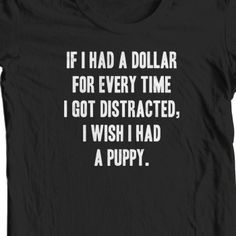 That Daily Deal - Distracted - T Shirt