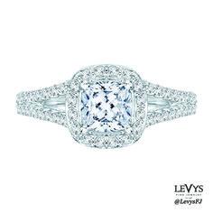 PRU0016EC-02W #PromezzaCollection #ShahLuxury #engagementring
