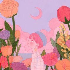 Aesthetic Art, Aesthetic Anime, Character Illustration, Illustration Art, Goblin Art, Kawaii Art, Love Art, Cute Drawings, Art Inspo