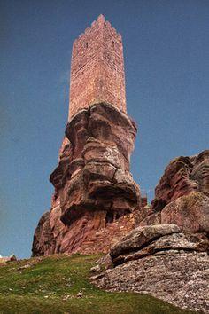 Castillo de Zafra, Campillo de Dueñas, Guadalajara - Spain