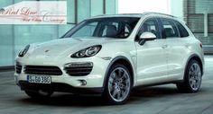 Mietwagen Teneriffa - Gruppe K - Porsche Cayenne Automatic