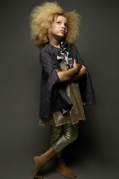 Albino Models & Black Women Hairstyles | Ava Clarke