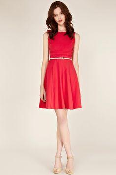 little red dress. isn't is darling???