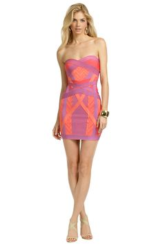 Ibiza Lights Dress- This dress would look awesome with my theme for the fashion show!