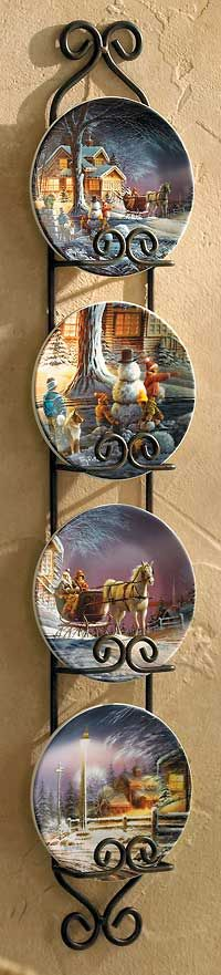 GONE FISHIN ~ FISHERMANS PARADISE ~ Decorative Mini Plate Set S/4 GORGEOUS | Decorative Plate Sets | Pinterest | Paradise and Minis & GONE FISHIN ~ FISHERMANS PARADISE ~ Decorative Mini Plate Set S/4 ...