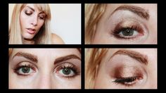 MichelaIsMyName: Too Faced Chocolate Bar Look #3 Haute Cocoa | Mich...