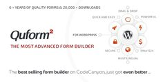 Download Free Quform 2.1.0 – WordPress Form Builder ... #wordpress #wordpresstheme #webdesign #webdevelopment #marketing #internetmarketing #marketingdigital #viral #top #bestselling #best #theme #website #quform #form #formbuilder #Quform_2_1_0