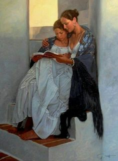 """""""Passion for reading""""-Gabriel Picart"""
