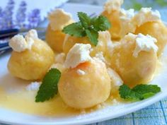Czech Recipes, Ethnic Recipes, Cooking Recipes, Healthy Recipes, Keto Bread, Sweet And Salty, Potato Salad, Food And Drink, Eggs