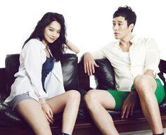 Shin Min-a So Ji-sub Gender Advertisements Reversed Licensed Withdrawal So Ji Sub, Korean Drama Movies, Korean Actors, Korean Dramas, Kdrama, Shin Min Ah, Kim Young, Oh My Venus, Drama Fever