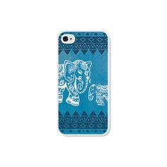 Elephant iPhone 6 Case Elephant iPhone 5 Case by fieldtrip on Etsy