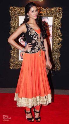 I like the jacket - Nargis Fakhri