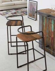 sgabelli di design industriale : collezione RETRO