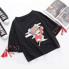 Top Japan Fashion & Korea Fashion & Asian Fashion Clothes And Accessories. Korea Fashion, Japan Fashion, Autumn Fashion 2018 Women, Pretty Outfits, Cool Outfits, Cute Fashion, Fashion Outfits, Cute Jackets, Kawaii Clothes