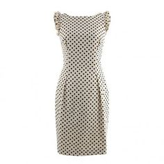love those polka dots.yay for the day i fit into something like this