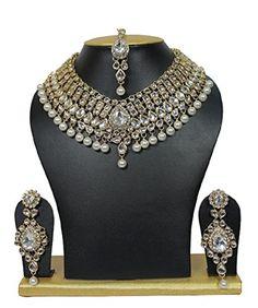 Traditional Indian Bollywood Gold Plated Stone Pearls Kun... https://www.amazon.com/dp/B01MG91Y4K/ref=cm_sw_r_pi_dp_x_cxcLybG2GPHW4