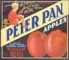 vintage peter pan - Buscar con Google