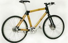 Bicicletas de bambu estão sendo fabricadas em São Paulo