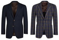 Suitsupply Hudson & Havana | Best Blazers & Sportcoats Fall 2014 on Dappered.com