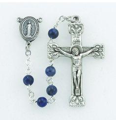 Soladite Bead Rosary by Hirten   Catholic Shopping .com