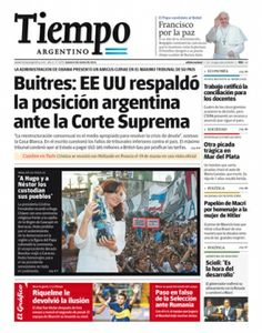 OpinionPublicaSantafesina(ops): tiemnpo argentino
