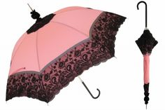 lacey Lace Umbrella, Lace Parasol, Under My Umbrella, Cute Umbrellas, Umbrellas Parasols, Floral Umbrellas, Vintage Accessories, Vintage Jewelry, Fashion Accessories