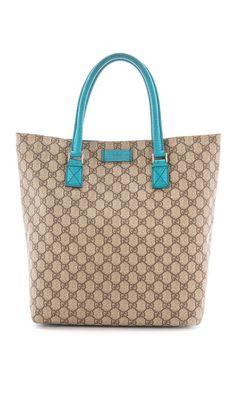 What Goes Around Comes Around Gucci Monogram Bag