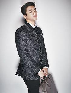 VOSTRO F/W 2015 Ad Campaign Feat. Seo In Guk   Couch Kimchi