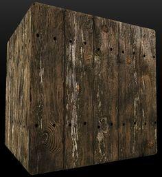 Moist Wood Plank Tiles - Procedural Substance Material, Ken Jiang on ArtStation at https://www.artstation.com/artwork/ob5Gw