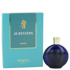 Je Reviens Perfume By Worth Pure Perfume 1 Oz (30 Ml) For Women