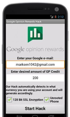 Download Google Opinion Rewards Hack.apk