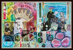 Ardith's Art Journal: Wear Your Own Crown