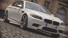 3D car - Bmw M5