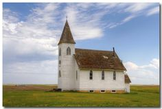 Crumbling down - Saskatchewan, Canada