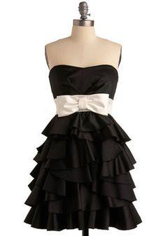 Pretty cute black dress