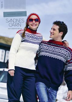 The factory of Sandnes Garn has been producing yarn since and is one of the leading producers of hand knitting yarns in Norway. The factory is located at Foss-Eikeland, outside of Sandnes. Intarsia Patterns, Clothing Patterns, Knitting Patterns, Knitting Yarn, Baby Knitting, Norwegian Style, Baby Barn, Rainbow Sweater, Stavanger