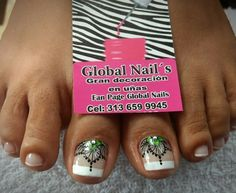 Pedicure, Nails, Toe Nail Art, Simple Toe Nails, Short Nails, Nail Manicure, Finger Nails, Pedicures, Ongles