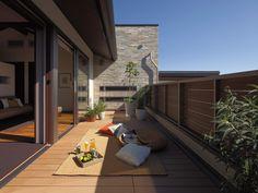 backyard designs – Gardening Ideas, Tips & Techniques Home Garden Design, Backyard Garden Design, Balcony Design, Home Interior Design, Exterior Design, House Design, Japanese Modern House, Outdoor Living, Outdoor Spaces