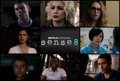 30 Day TV Show Challenge: Day #03 - Your Favourite new show (aired this TV season) - Sense8 (A Netflix Original TV Show) - A group of people around the world are suddenly linked mentally, and must find a way to survive being hunted by those who see them as a threat to the world's order. Gripping stuff. I can't wait for Season 2. Renew it already!!!