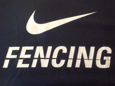 Nike Fencing