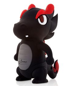 Look at this #zulilyfind! Black Dragon 8 GB USB Drive & Changeable Cover #zulilyfinds