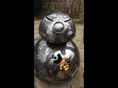 Horrify Your Children With This BB-8 Fire Pit — GeekTyrant