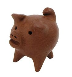 good luck pig!  CHanchitos pig from Chile.