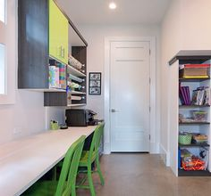 Home offices craft rooms on pinterest home office for California closets craft room