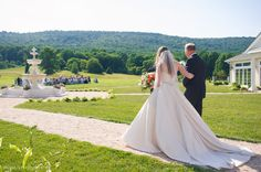 Amanda+Tony {Springfield Manor, Thurmont, MD Wedding Photographer} — Jacqie Q Photography