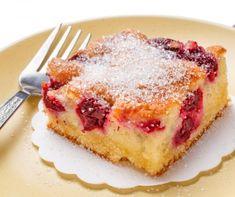 Meggyes-joghurtos pite Recept képpel - Mindmegette.hu - Receptek Homemade Cakes, French Toast, Food And Drink, Sweets, Bread, Baking, Breakfast, Recipes, Pastries