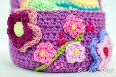 Spring Basket Pattern ... Great for Easter!