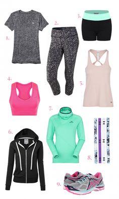 Wear It: Workout Fashion Essentials   Tamera Mowry