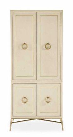 Door Cabinet Deck and Base | Bernhardt