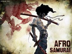 Afro Samurai Kuma Wallpaper
